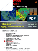 4. Data Processing TP 2013-2014