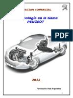 Peugeot - Nuevas Tecnologias 2013