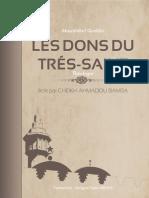 Les Dons Du Trés Saint
