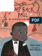 Jump Back, Paul The Life and Poems of Paul Laurence Dunbar Chapter Sampler