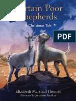 Certain Poor Shepherds A Christmas Tale Chapter Sampler