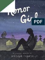 Honor Girl by Maggie Thrash Chapter Sampler