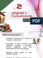 Clase 1 Presentación de La PSU de Lenguaje y Comunicación. Análisis de Habilidades Asociadas