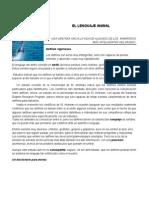 Ejercicios para Trama Expositiva, Estructura del Texto Literario