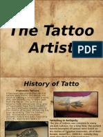 the tattoo artist by zuzanna kubarska