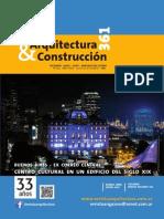 Arquitectura y Construccion 361-Julio
