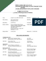 CVLosee PITT Format 42415