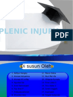 Splenic Injury