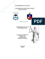 Derecho Civil Art 18 y 19