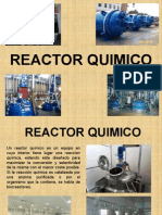 REACTORES QUIMICOS