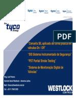 WESTLOCK - Conceito SIL Aplicado de Forma Prática Em Válvulas on-Off