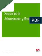 Soluciones de Administracion y Monitoreo