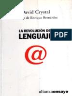 70038235 Crystal David La Revolucion Del Lenguaje Sociologia Ensayo PDF