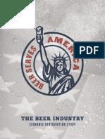 Beer Serves America report, 2015