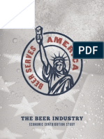 Beer Serves America report, 2015