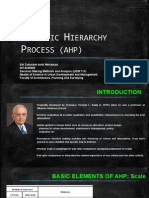 Analytic Hierarchy Process (Ahp)_siti Zubaidah