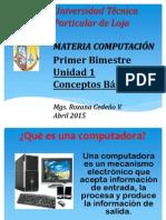 Conceptos Basicos Computacion