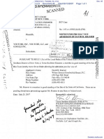 The Football Association Premier League Limited et al v. Youtube, Inc. et al - Document No. 45