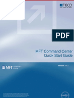 MFT is CC v7.1.1 Command Center Quick Start Guide