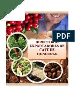 Directorio Exportadores de Café Honduras