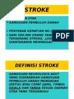 Stroke Presentasi