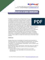 Estructura Curricular Contab Y Finanzas Sena Gestión De La