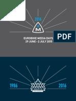 Eurobike Media Days