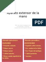 Aparato Extensor de La Mano 15-05-14
