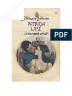 Harlequin Vintage - Untamed Witch - Patricia Lake 1981