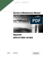 71649021 Service Manual