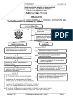 Teoria Semana 12 Ed. Civica