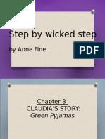 CHAPTER 3 - The Green Pyjamas
