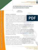 Reglamento de Presentación .PDF
