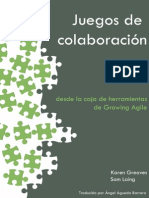 Collaboration Games Spanish