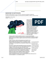 Gestionar el sufrimiento | El País Semanal | EL PAÍS