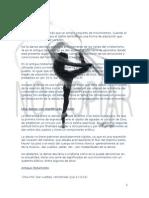 Manual de Danza.