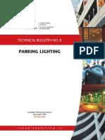 Bulletin_8 Parking Lighting
