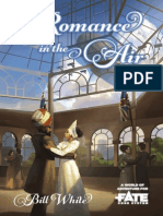 Romance in the Air a World of Adventure for Fate Core