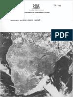 TR 102 Adamson 1981 Southern African Storm Rainfall Nodata