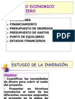 estudio economico financiero