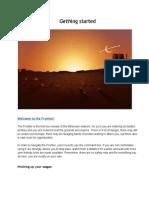 Frontier Documentation