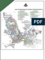 Rutas del Transporte Urbano de la Ciudad de Chihuahua