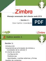 cursoZimbraSesion2