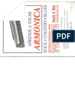 Armonica Diatonica POMITO - Aprende a Tocar Armonica