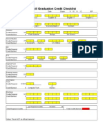 2014-15 foothill graduation credit checklist  - template (make duplicate)