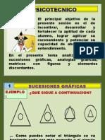 1) PSICOTECNICO