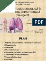 Trombembolia Arterei pulmonare