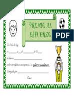 Diploma Niño