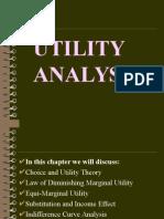 Utility Analysisfg