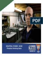 Industrial Hygiene - Noise (Presentation)